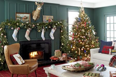 Como decorar el hogar en navidad consejos tips conectate - Consejos para decorar el hogar ...