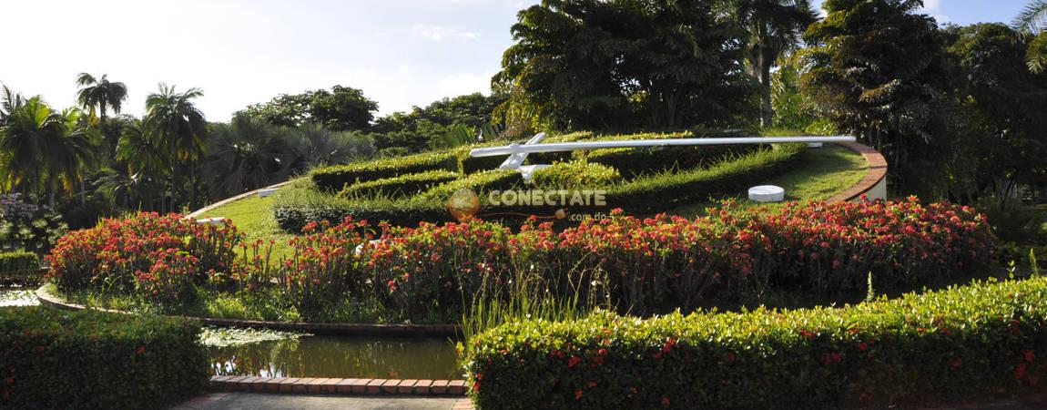 Jard n bot nico nacional santo domingo rep blica for Jardin botanico eventos