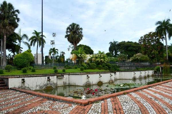 Jardin botanico nacional 9 for Restaurante jardin botanico